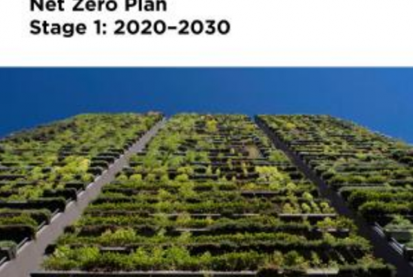 Farmers for Climate Action - New Zero Plan