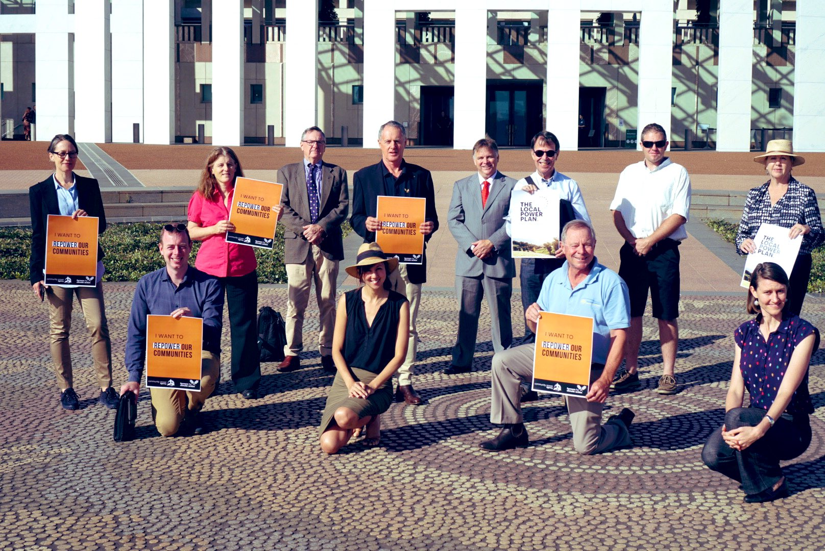 Farmers in Canberra to back renewables for regional renewal